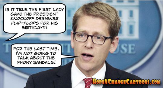 PhonySandals