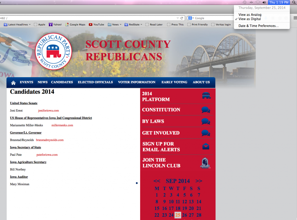 We don't make this stuff up.   But looking at the rest of the Web site, well so it goes.
